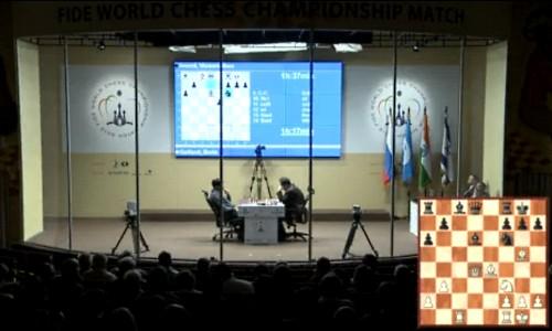 Blick in die Tretyakov Galerie am 11.05.2012