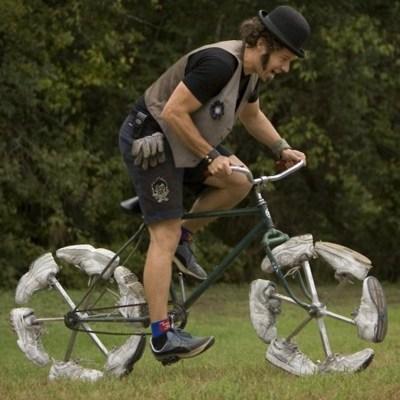 Bicicleta zapatero