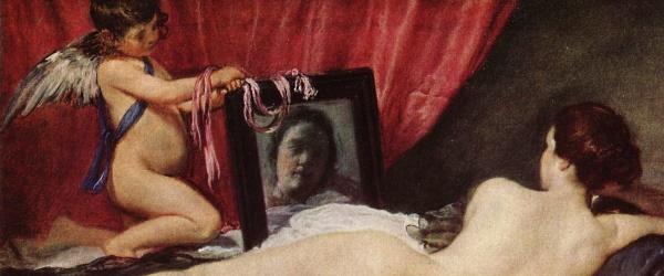 Venus im Spiegel, Diego Velazques