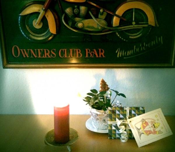 Owners Club Bar