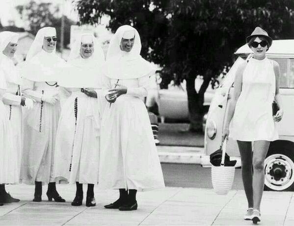 Alle Frauen sind gleich.
