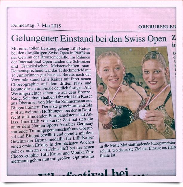 Swiss Open?