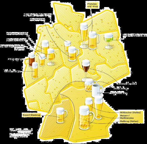 Biertrinken in Deutschland