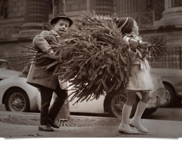 Paris, Weihnachten1961
