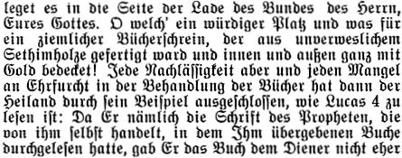 Trithemius, Philobiblon Wortmischer