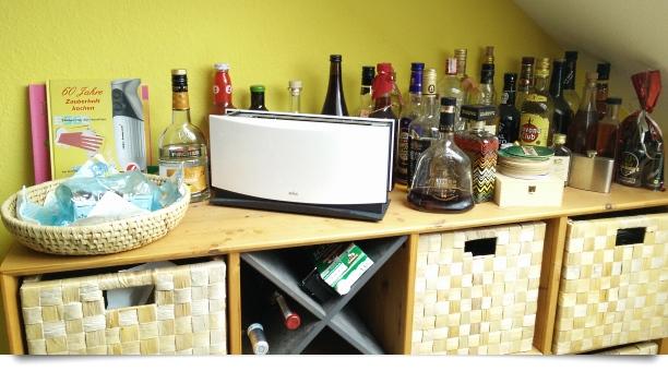 El bar de la cocina